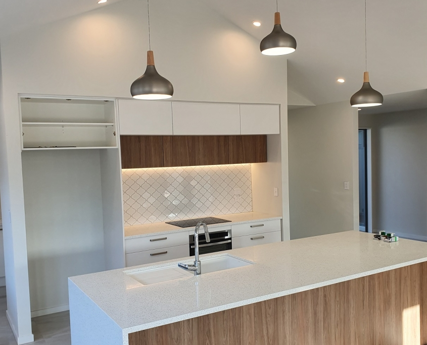 New Build Electrician Christchurch and Canterbury.