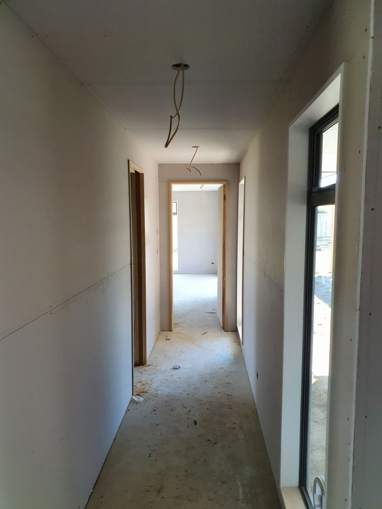 New build Electrician Christchurch Canterbury.