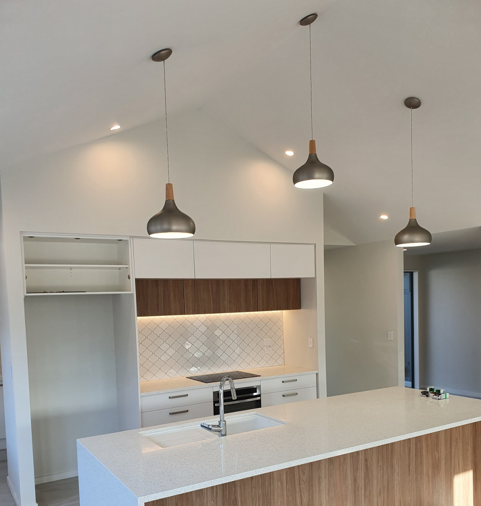 Master Electrician for all your lighting needs Christchurch.